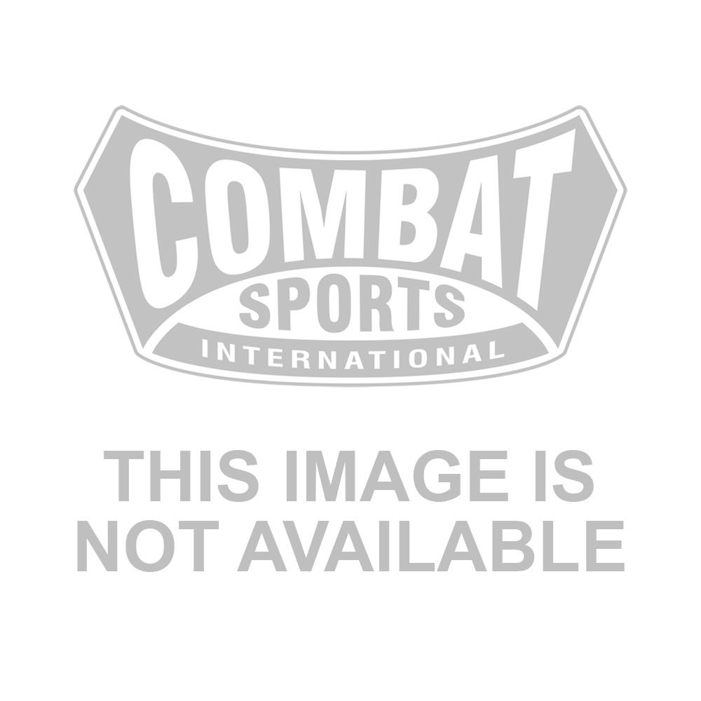 Hayabusa Metaru 47 Silver Short Sleeve Rash Guard