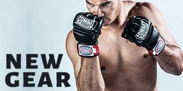 new MMA gear
